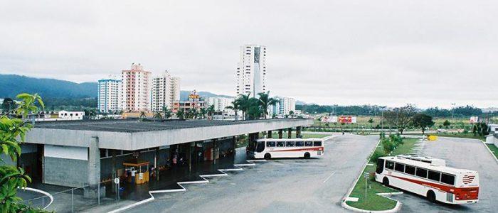 Terminal Rodoviário de Mogi das Cruzes - Socicam