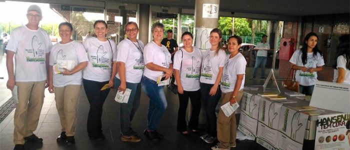 Terminal Rodoviário de Campo Grande promove ação educativa sobre Hanseníase (Lepra)