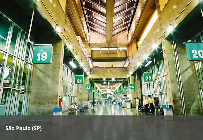 Conquista do maior Terminal do Brasil