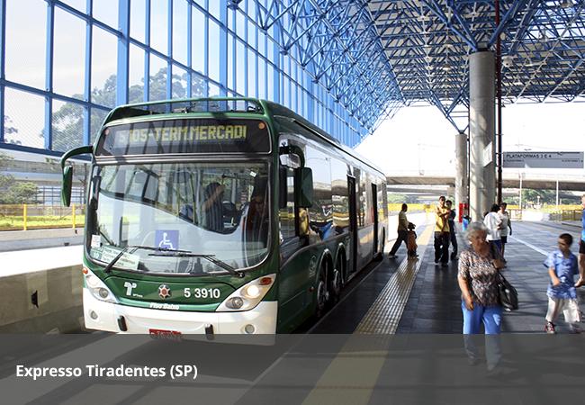 O famoso BRT