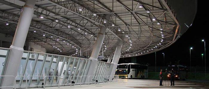 Terminal Rodoviário de Campo Grande - CTRCG - Socicam
