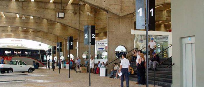 Terminal Rodoviário de São Carlos - Socicam