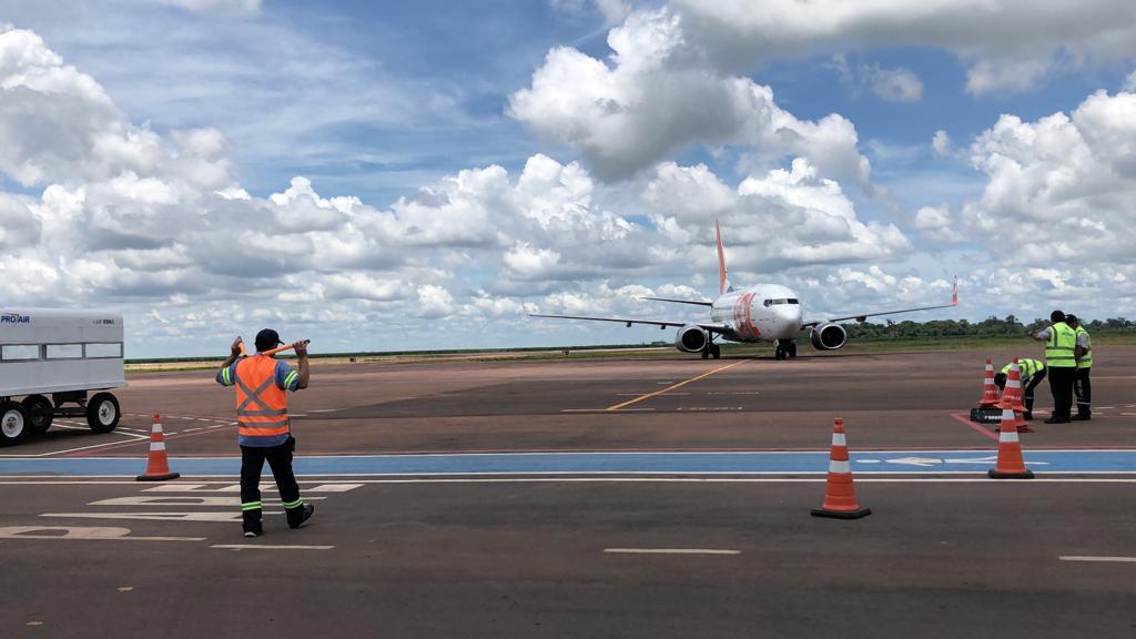 Centro-Oeste Airports inicia gestão de aeroportos do bloco Centro-Oeste